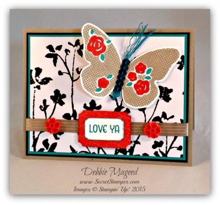 Floral Wings, Project Life Love Story Card Collection